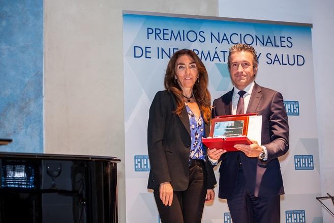 María José Marzal y Juan Ignacio Sanz Bernardino.