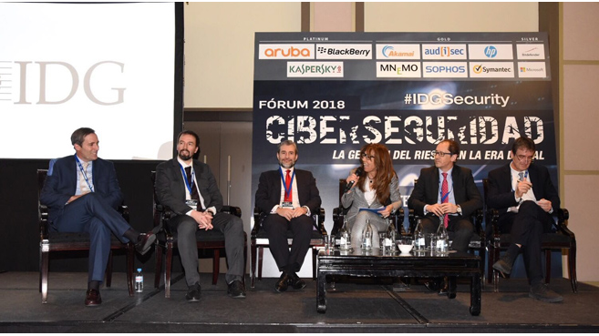 debate forum ciberseguridad