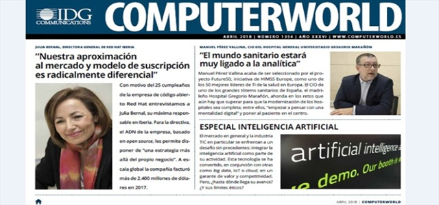 ComputerWorld portada abril 2018