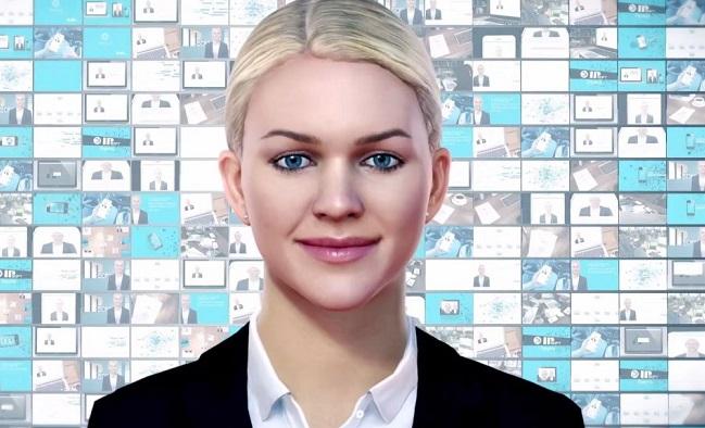 Amelia, el agente virtual de IPSoft.