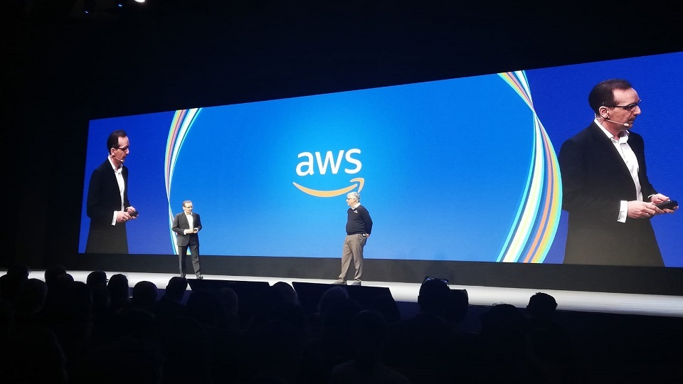 Workday AWS