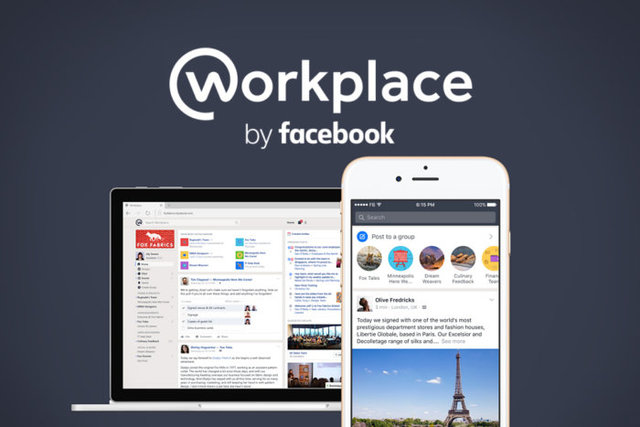 facebook workplace nestle