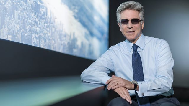 Bill McDermott, CEO de SAP (2019)