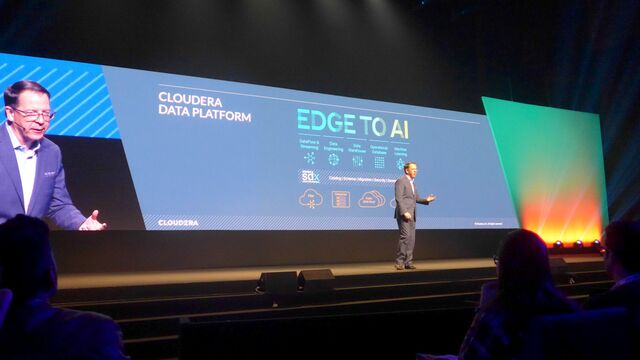 Mick Holliston, cloudera