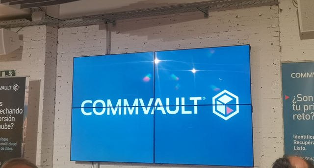 commvault connections