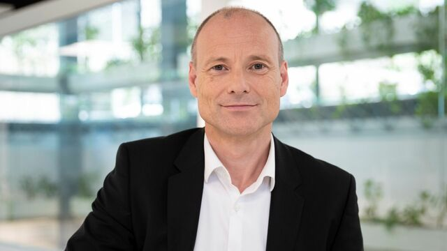 Fritz Hoderlein, CEO de Everis