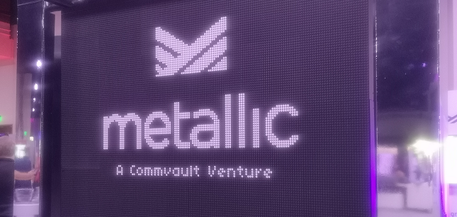 metallic commvault
