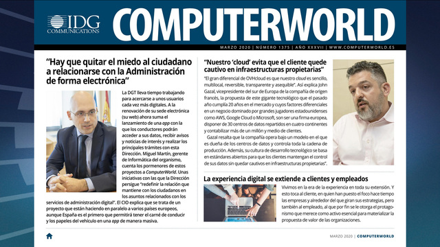 ComputerWorld portada marzo 2020
