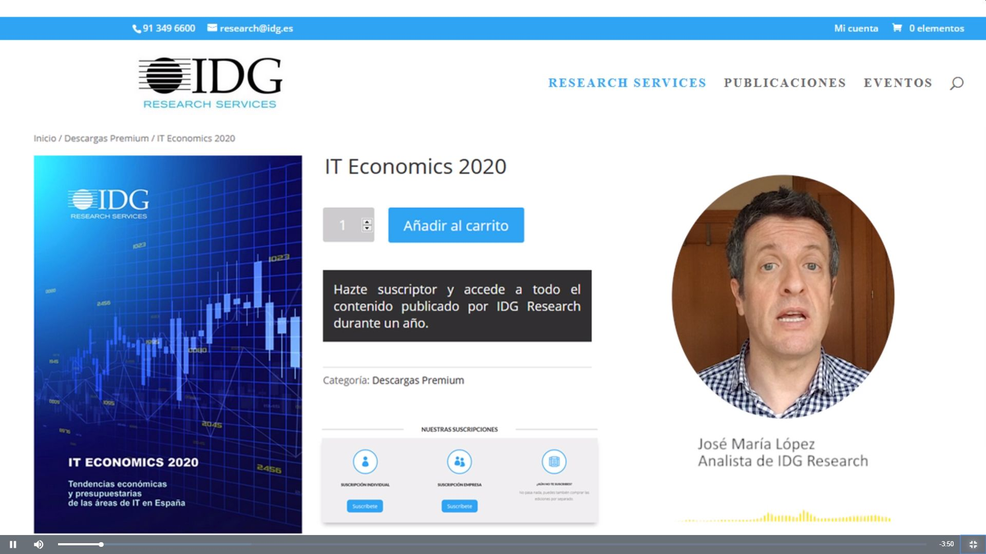 IDG Research lanza el estudio