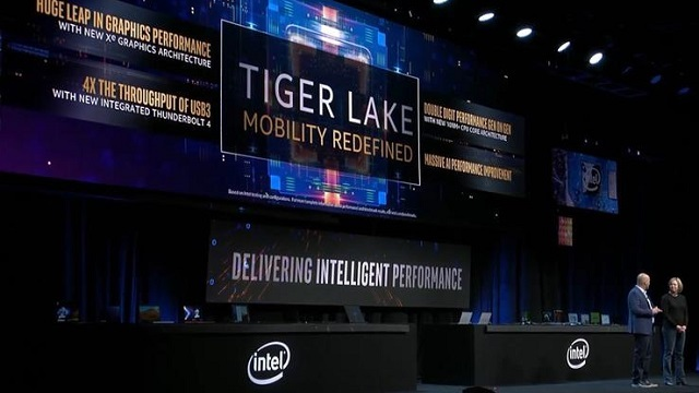 intel, CES 2020, tiger lake