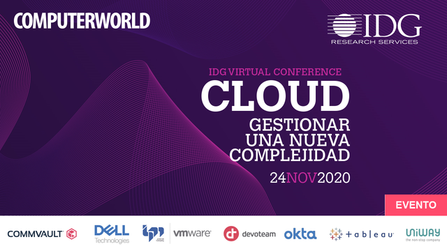 cloud evento