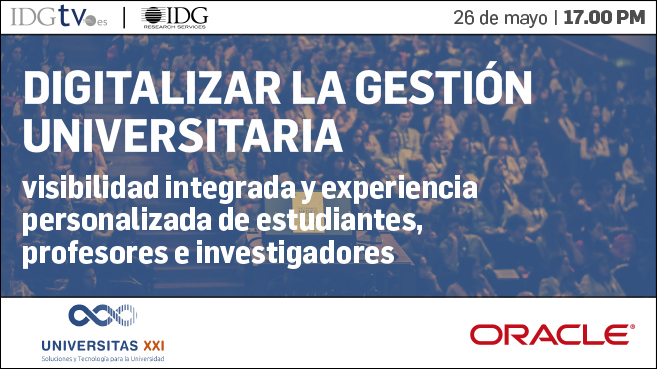 webinar UniversitasXXI Oracle